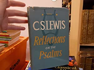 Reflections on the Psalms: Lewis, C.S.