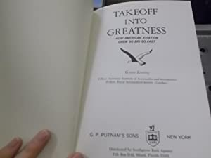Takeoff Into Greatness, how American aviation grew so big so fast: Loening, Grover