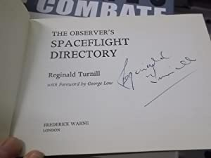 The Observer's Spaceflight Directory: Turnill, Reginald