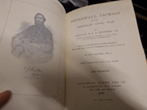 Stonewall Jackson and the American Civil War 2 volumes: Henderson
