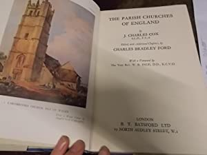 The Parish Churches of England: Cox, J. Charles