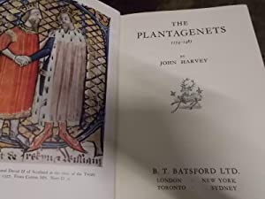 The Plantagenets: Harvey, John