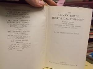 The Conan Doyle Historical Romances 4 volumes in 1: Doyle, Sir Arthur Conan