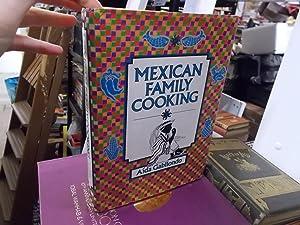 Mexican Family Cooking: Gabilondo, Aida