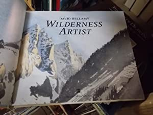 Wilderness Artist: Bellamy, David