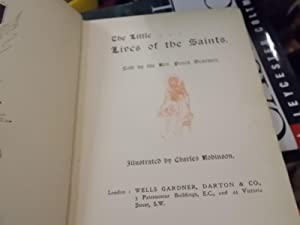 The Little Lives of The Saints: Dearmer, Percy REv.