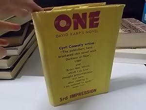 One: Karp, David