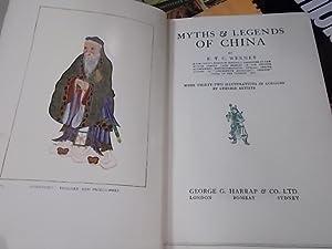 Myths & Legends of China: Werner, E.T.C.