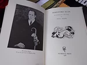 Beresford Egan, an Introduction to His Work: Allen, Paul