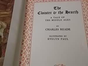 The Cloister and the Hearth, a tale of the middle ages: Reade, Charles