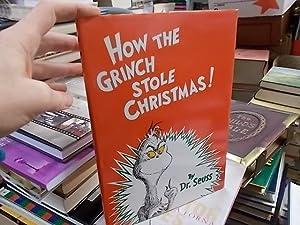 How the Grinch Stole Christmas! (Dr.Seuss Classic: Seuss, Dr.