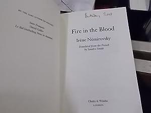 Fire in the Blood: Nemirovsky, Irene