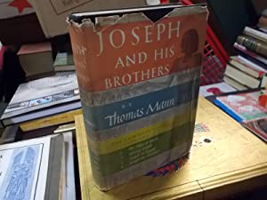 Joseph and His Brothers: Mann, Thomas