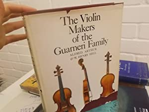The Violin Makers of the Guerneri Family