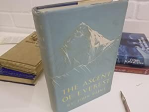 The Ascent of Everest: Hunt, John