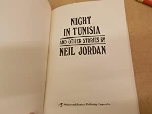 Night In Tunisia: Jordan, Neil