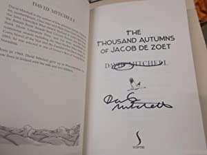 The Thousand Autumns of Jacob De Zoet: Mitchell, David