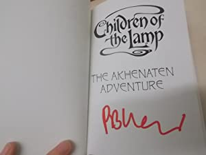 The Akhenaten Adventure (Children of the Lamp): Kerr, P. B.