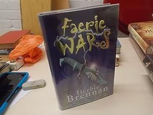 Faerie Wars (signed): Brennan, Herbie