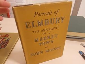 Portraight of Elmbury: Moore, John