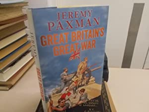 Great Britain's Great War: Paxman, Jeremy