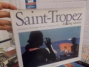 Saint-Tropez: Des cinq saisons (French Edition): Durazzo, Michelangelo