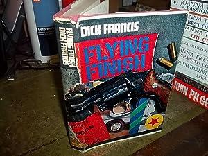Flying Finish signed: Francis, Dick
