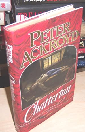 Chatterton: Ackroyd, Peter (signed)