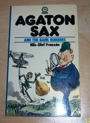 Agaton Sax (reprint): Franzen Nils-Olof (signed)