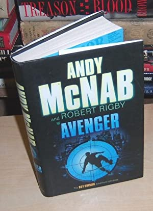Avenger (Boy Soldier): McNab, Andy; Rigby, Robert