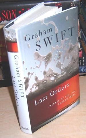 Last orders (not 1st): Swift, Graham