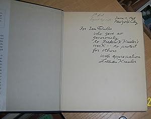 Inside the endless house: Kiesler, Frederick (signed)