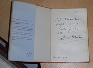 Shall we live or die?: Morton, Robert (signed)