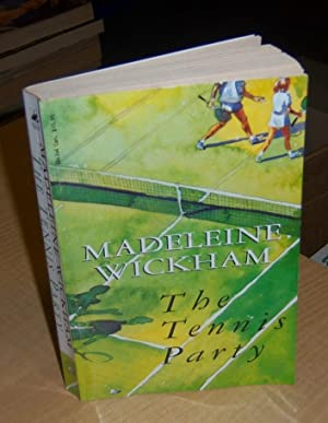 The Tennis Party: Wickham, Madeleine (signed)