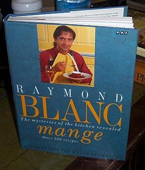 Blanc Mang: Blanc, Raymond (signed)