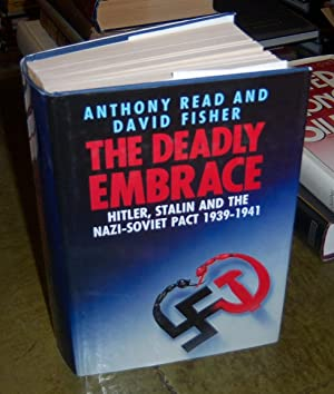 The Deadly Embrace: Read, Anthony; Fisher, David