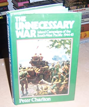 Unnecessary War: Charlton, Peter