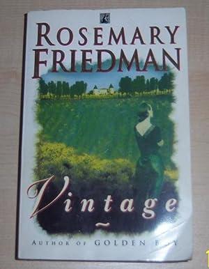 Vintage: Friedman, Rosemary