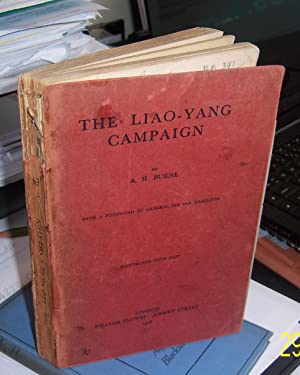 The Liao-Yang Campaign: Burne, A.H.