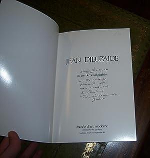 40 ans de photographie: Dieuzaide, Jean (photographer)