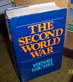 The Second World War: Michel, Henri; Parmée, Douglas