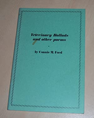 Veterinary Ballads and other Poems: Ford, Connie M.