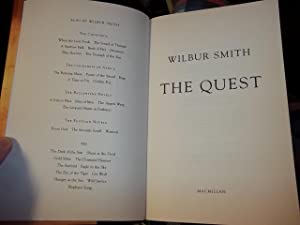 The Quest: Smith, Wilbur