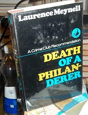 Death of a Philanderer: Meynell, Laurence