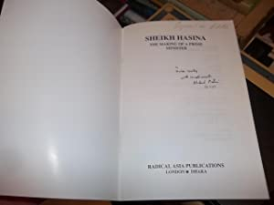 Sheikh Hasina: The Making of a Prime Minister: Matin, Abdul (editor)