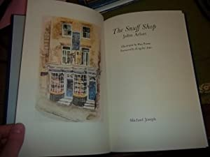 The Snuff Shop: Arlott, John