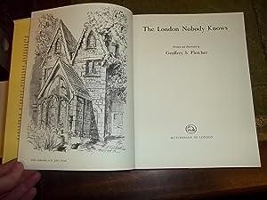 The London Nobody Knows: Fletcher, Geoffrey