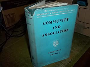 Community and Association