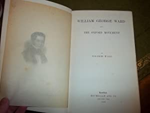 William George Ward and The Oxford Movement: Ward, Wilfrid