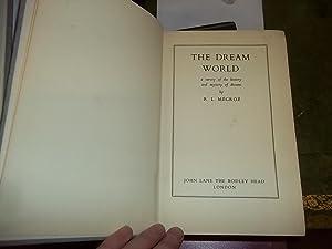 The Dream World: Megroz, R.L.